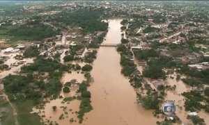 Número de municípios atingidos pela cheia do Rio Acre chega a oito