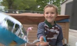 Cidade se mobiliza para salvar festa de aniversário de menino autista nos EUA