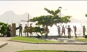 Comemorações pelos 450 anos do Rio de Janeiro começam na Urca