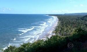 Serra Grande (BA) tem praias paradisíacas e cachoeiras escondidas