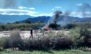 Acidente na Argentina deixa 10 mortos durante filmagem de reality show