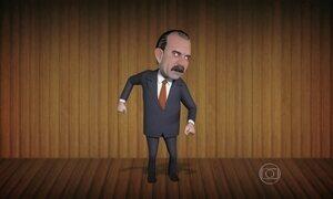 Aloizio Mercadante dança na articulação política