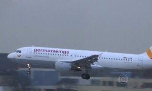 Investigações sobre acidente aéreo na França começam na quarta (25)