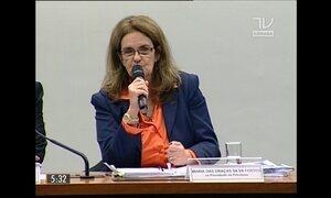 Graça Foster diz sentir vergonha das denúncias de corrupção na Petrobras