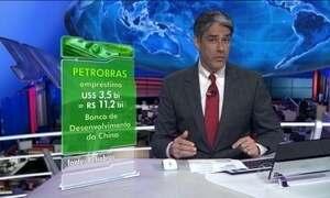 Petrobras fecha com banco da China empréstimo de US$ 3,5 bilhões