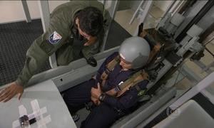 Brasileiro de 23 anos será 1º civil a embarcar em direção ao espaço