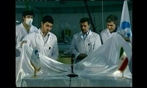 Irã concorda em reduzir programa nuclear por suspensão de sanções