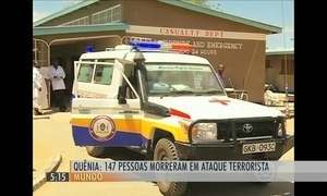 Quênia oferece recompensa por informações sobre terroristas
