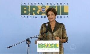 Presidente Dilma Rousseff faz mais uma defesa para a Petrobras