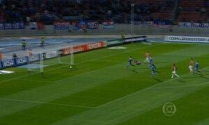 Internacional goleia o Universidad de Chile pela Libertadores