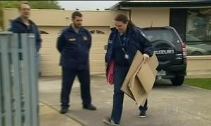 Presos na Austrália cinco suspeitos de planejar ataque terrorista