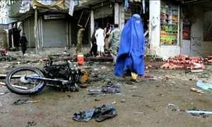 Atentado suicida mata 36 e deixa mais de 120 feridos no Afeganistão