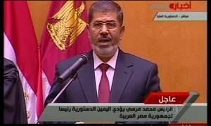 Mursi é condenado a 20 anos de prisão no Egito