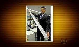 Pedido de liberdade escrito em papel higiênico é feito para ministro do STJ