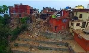 ONU diz que um quarto da população do Nepal foi afetada por terremoto
