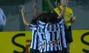 Atlético-PR perde para o Tupi-MG na segunda fase do campeonato