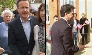 Britânicos vão às urnas para escolher o novo governo do país