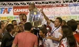 CRB conquista título do Campeonato Alagoano