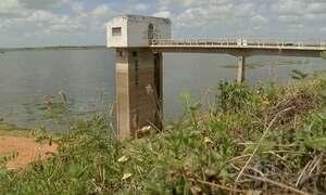 Reservatórios do Ceará estão abaixo da média histórica