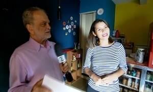 Maurício Kubrusly vai a Paraisópolis conhecer as Marizetes da vida real