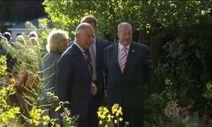 Esquema de segurança é montado para visita de Charles à Irlanda
