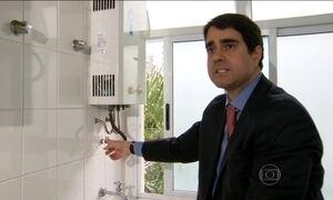 Especialista recomenda cuidados especiais em casa com instalações de gás