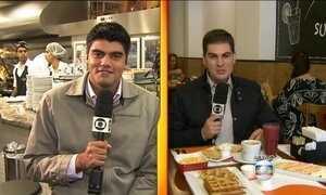 Pesquisa revela como é o café da manhã dos paulistas e cariocas