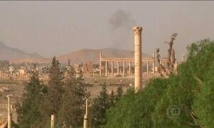 Conquista de cidade síria pelo Estado Islâmico gera preocupação