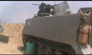 Iraque inicia contra-ataque para tirar Ramadi das mãos do Estado Islâmico