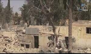 Síria tem fim de semana de grande tensão entre Estado Islâmico e governo