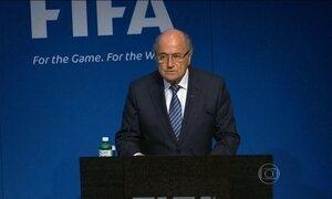 Saída de Blatter aprofunda clima de incertezas sobre futuro da Fifa