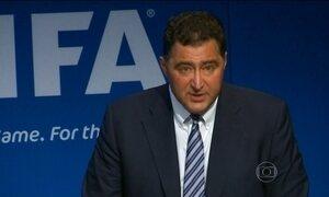 Autoridade da Fifa diz que escolha de Rússia e Catar pode ser anulada