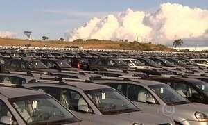 Produção de veículos tem menor resultado dos últimos oito anos