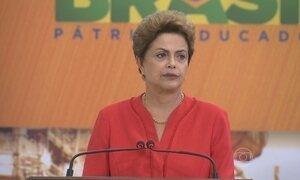 Dilma Rousseff diz que anúncio das concessões é uma 'virada de página'