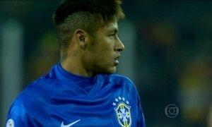 Substituto de Neymar contra a Venezuela ainda não foi divulgado
