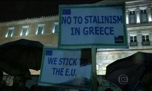 Prazo para pagar credores termina e Grécia pode ter falência decretada