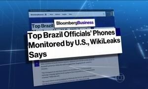 Imprensa internacional repercute espionagem ao governo brasileiro