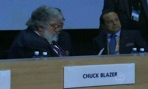 Ex-executivo Chuck Blazer é banido pela Fifa