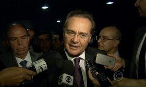 Justiça Federal do DF abre ação contra Renan Calheiros