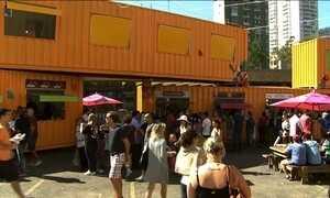 São Paulo ganha dois espaços de comida de rua