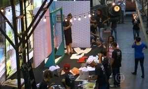 Projeto no Rio de Janeiro forma profissionais para TV, teatro e televisão