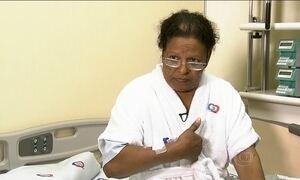 Mulheres depois dos 60 anos enfartam tanto quanto os homens
