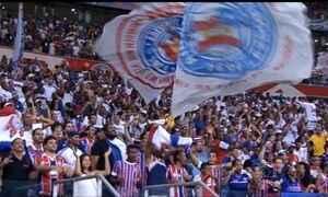 Bahia goleia o Boa Esporte e assume a liderança do Brasileirão