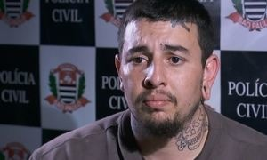 'Me sinto um lixo', diz assassino confesso que esquartejou a própria tia