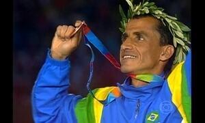 Atletas com espírito olímpico dão exemplo de dignidade e história de vida