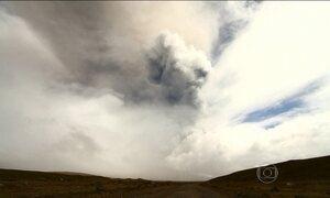 Ameaça de vulcão faz Equador decretar estado de exceção