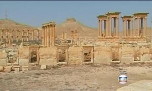Estado Islâmico destrói tempo em cidade síria construído há 2 mil anos