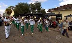 Festival de Tiradentes tem história, cultura e gastronomia