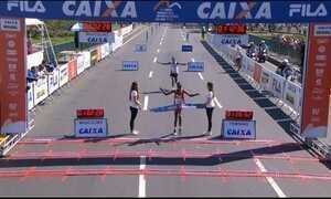 Quenianos dominam a Meia Maratona Internacional do Rio