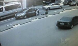 Justiça decreta prisão preventiva de homem arrancou uma mulher do carro